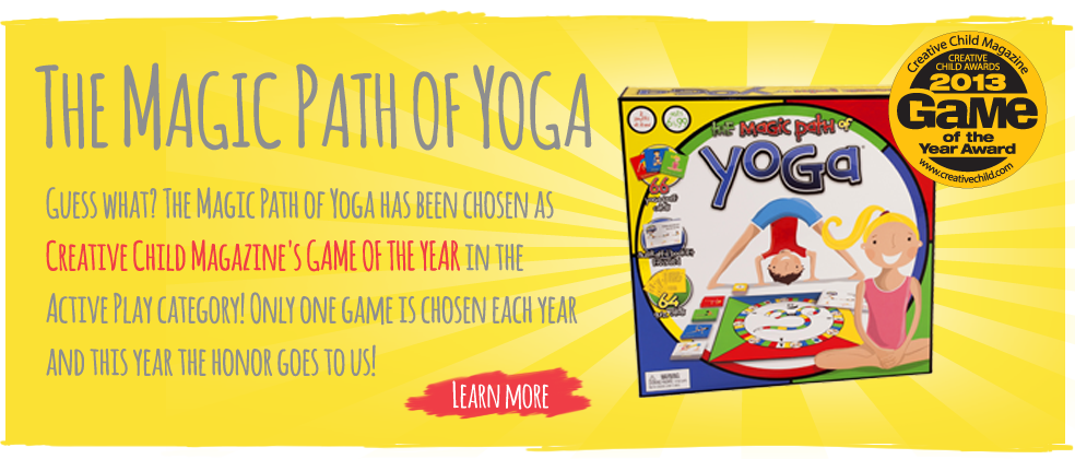 Kids Yoga Product Review Upside Down Games